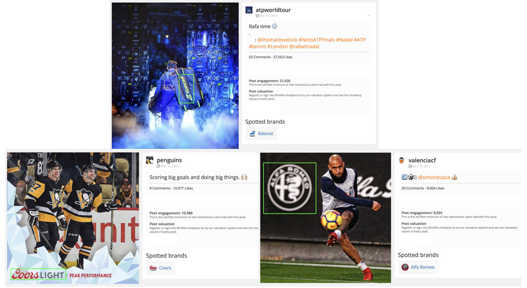 Soccer, Tennis, Hockey Social Media Posts