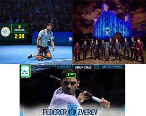 ATP Social Media Posts and Blinkfire