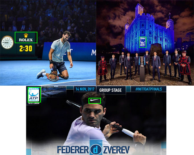 ATP Social Media Posts and Blinkfire