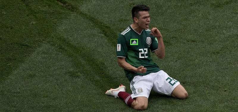 World Cup Edition: Mexico wins on the pitch and on social