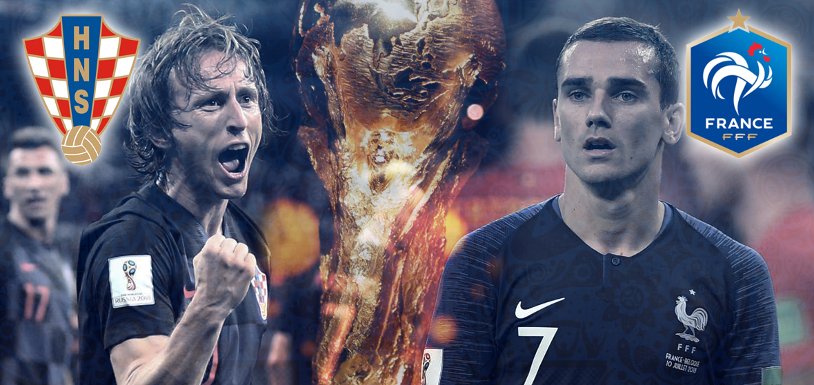 World Cup Showdown: Croatia vs France