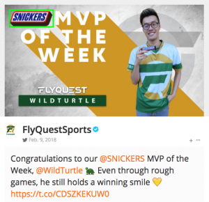 Fly Quest Snickers