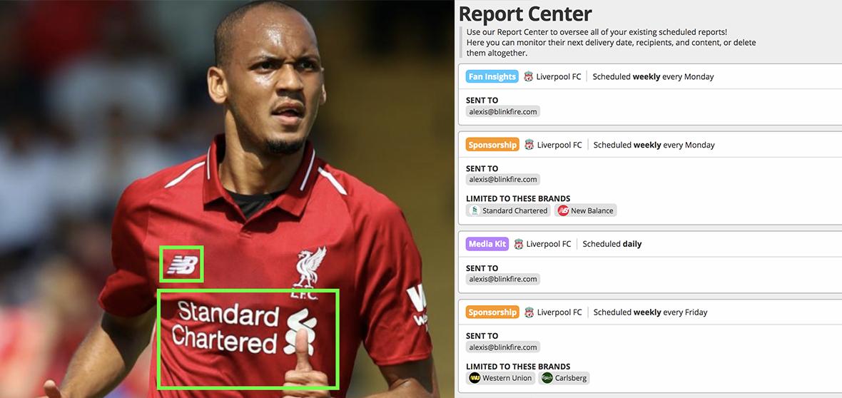 New Feature: Blinkfire Analytics Report Center