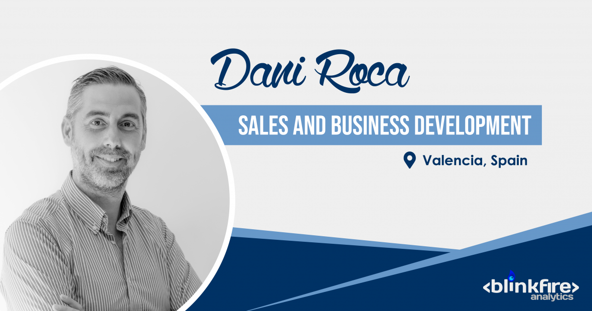 Meet the Team: Dani Roca
