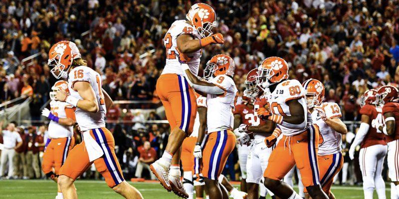 College Football National Championship: Clemson Rolls Past Alabama