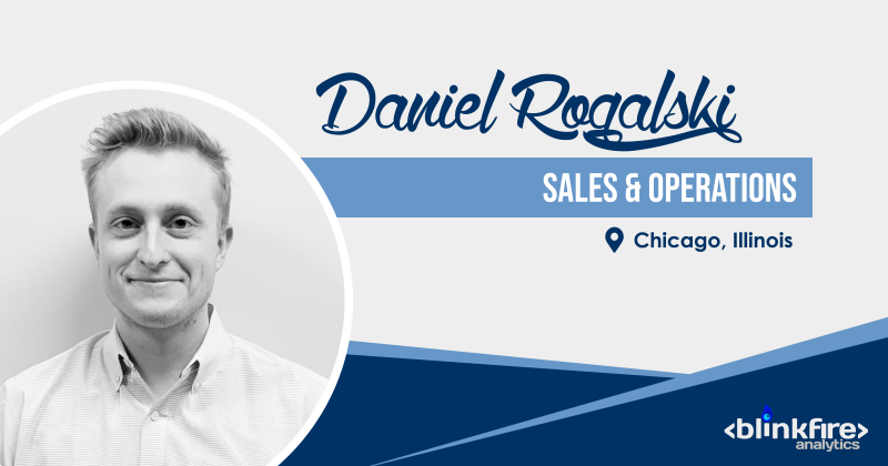 Meet the Team: Daniel Rogalski