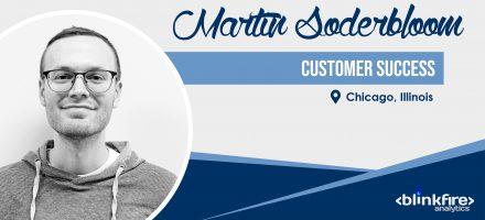 Meet the Team: Martin Soderbloom
