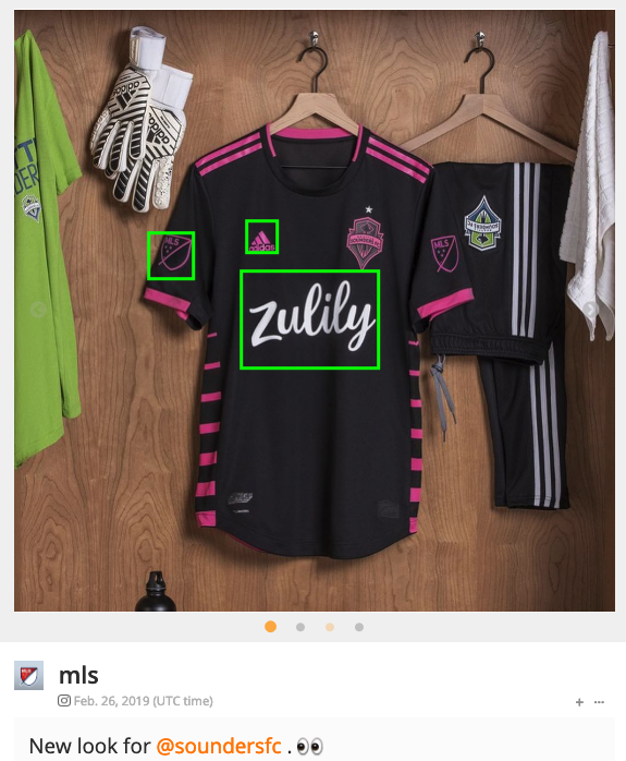Seattle Sounders Blinkfire Analytics