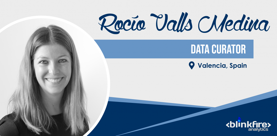 Meet the Team: Rocío Valls Medina