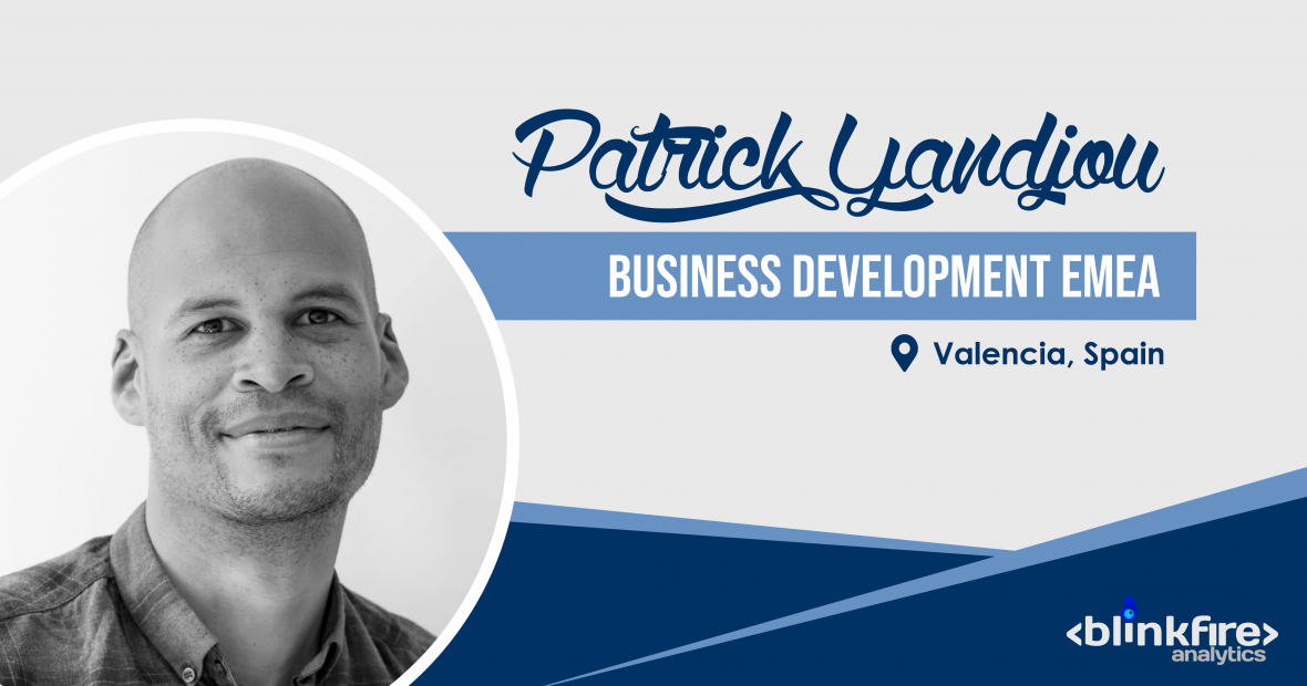 Meet the Team: Patrick Yandjou