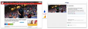 Google Analytics Blinkfire analysis