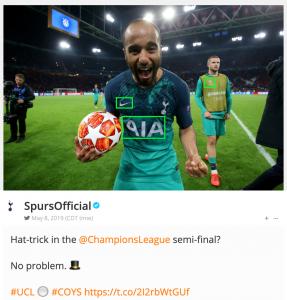 Tottenham Spurs defeat Ajax UCL