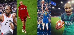 nba and champions league finals