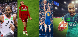 nba and champions league