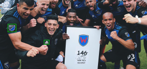 Chris Wondolowski MLS goal record