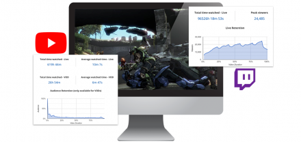 What's New at Blinkfire Analytics: Part Deux – Live Streaming & VOD for YouTube & Twitch