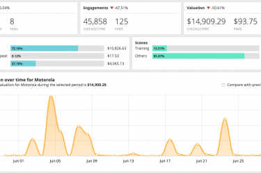 Blinkfire Analytics Sponsorship