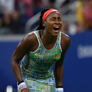 coco gauff excited at the us open