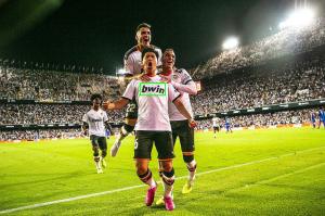 Valencia CF Celebration