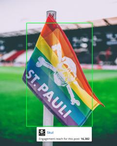 St. Pauli flag