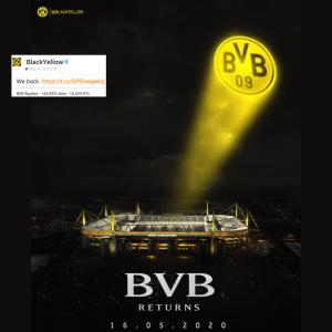 BVB bat signal