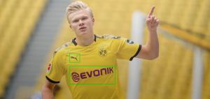 Dortmund soccer player