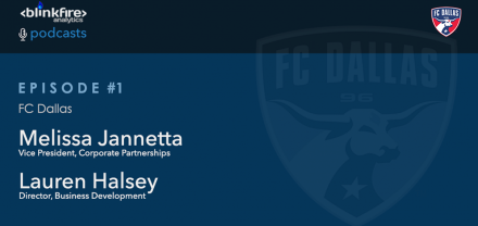 Blinkfire Analytics Podcast Episode #1: FC Dallas