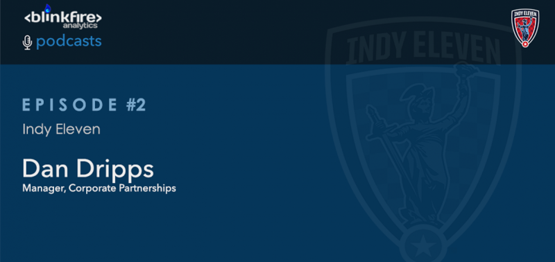 Blinkfire Analytics Podcast Episode #2: Indy Eleven