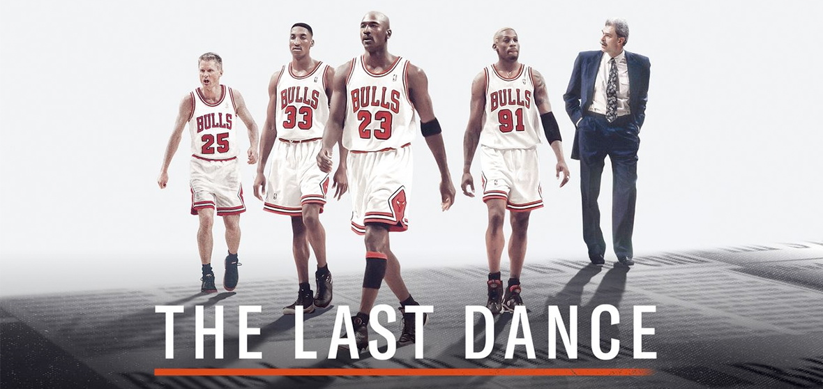 """The Last Dance"" and MJ Bring '90s Bulls Fandom to our Timeline Feeds"