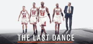 The Last Dance documentary - Kerr, Pippen, Jordan, Rodman, Jackson