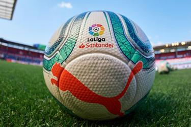 LaLiga soccer ball