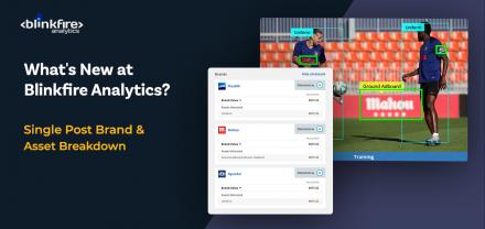 What's New at Blinkfire Analytics: Single Post Brand & Asset Breakdown