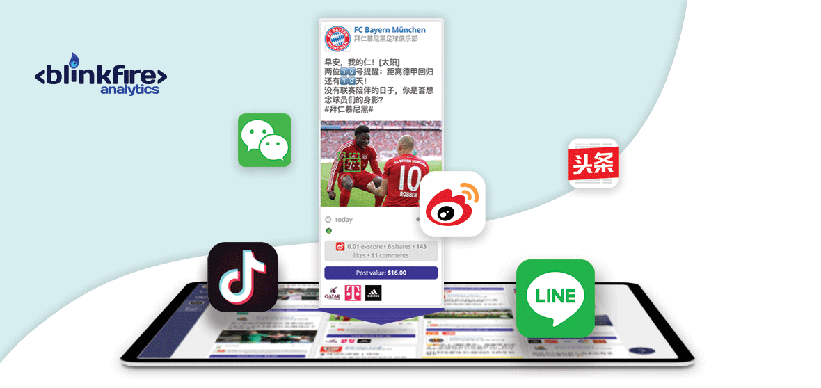 Asian Social Media Networks & Apps