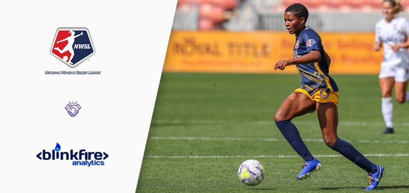 Blinkfire Analytics & National Women's Soccer League Partnership