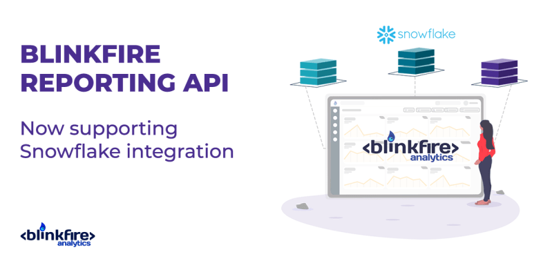 Blinkfire Reporting API x Snowflake
