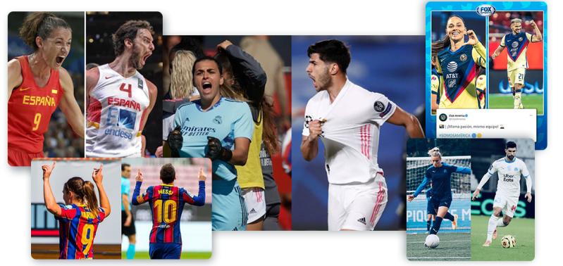 Soccer & Sports Communities Support Misma Pasión
