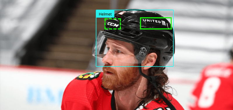 NHL's Greatest Hits: Helmet Sponsor Edition