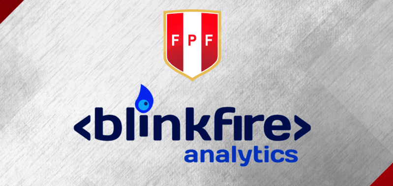 Peruvian Football Federation Signs Agreement with the Blinkfire Analytics Sponsorship Platform