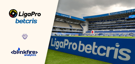 LigaPro closes an agreement with Blinkfire Analytics