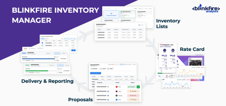 New Product: Blinkfire Inventory Manager