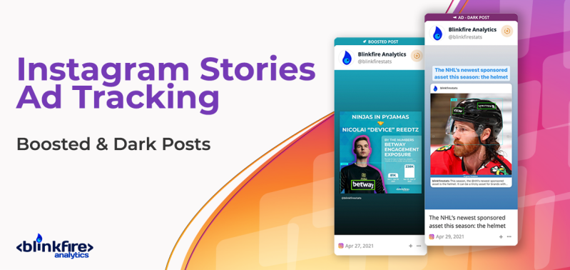 Instagram Stories Ad Tracking